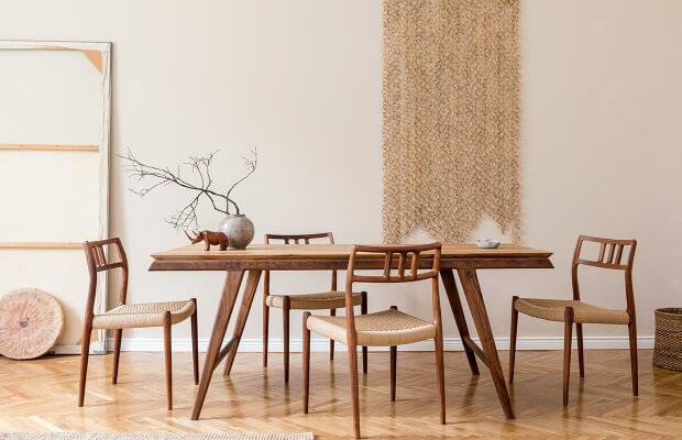木の家具 イメージ写真