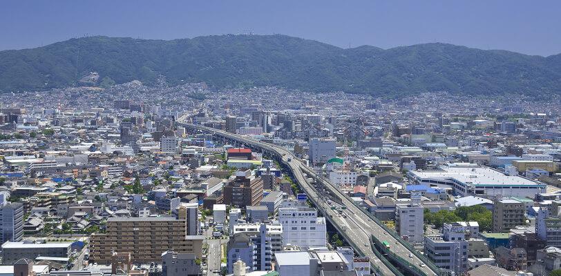 東大阪の風景